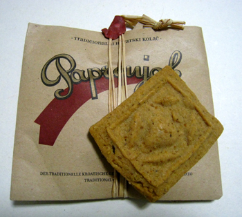 paprenjakのペッパークッキー